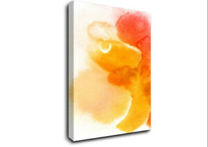 Embrace Abstract 19005 Canvas Print Wall Art