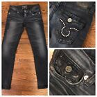 Big Star Jeans - Liv Fit - Boot Cut - Bling Flap Pocket - Size 27R