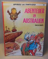 """Carlsen Verlag Comic Spirou und Fantasio Band 32 """" Abenteuer in Australien """""""