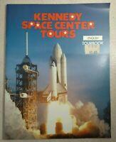 Kennedy Space Center Tours Tourbook - 6/82 Printing - NASA Shuttle Memorabilia