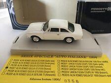 PROGETTO K LIM. EDITION ALFA ROMEO GIULIA GTJ 1300 1/43 MINT BOX