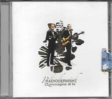 """RADIODERVISH - RARO CD FUORI CATALOGO """" L'IMMAGINE DI TE """" FRANCO BATTIATO"""