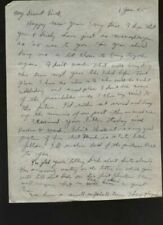 WWII Love Letter