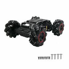 4WD 97mm Mecanum Wheel Robot Car Fiberglass Chassis Kit for Arduino Pi STM32
