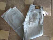 NEW I-JEANS BY BUFFALO SPENCER SLIM JEANS MENS 32X30 LIGHT WASH STRETCH FREE SHP