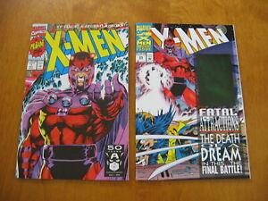 X-Men #1 and 25 mint