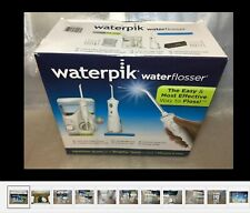 WATERPIK PLUS ULTRA COMBO ACQUA FLOSSER Cordless PLUS TWIN WP150/152 WP450