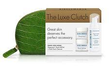 Bioelements - The Luxe Clutch - Sleepwear, Quck Refiner & Flash Foam Cleanser !