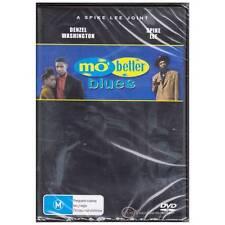 DVD MO' BETTER BLUES WASHINGTON SNIPES JACKSON SPIKE LEE MUSIC DRAMA R2&4 [BNS]