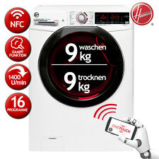 HOOVER H3DSQ499TAMBE-84  Waschtrockner Trockner 9 kg waschen/trocknen