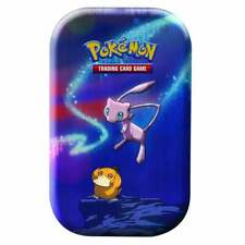 Kanto Power Collectors Mini Tin - Mew & Psyduck   Pokemon Trading Card Game TCG