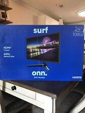 """Onn 24"""" 1080p VGA HDMI 60hz FHD Monitor"""