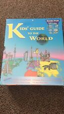 Kids Guide To The World Puzzle Combo Pack. Sealed Brand New