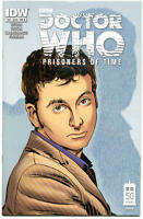 DOCTOR WHO Prisoners of Time #10 B, NM, 2013, IDW, Tardis, more DW in store