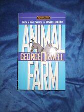 Animal Farm by George Orwell (2004, Paperback)