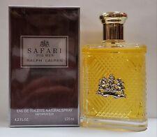 Ralph Lauren Safari 4.2 Oz / 125ml  Eau de Toilette Spray For Men Brand New