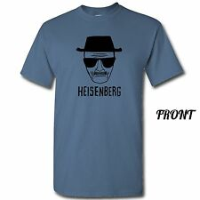 Heisenberg Shirt Brand New Multiple Sizes/Colors From BREAKING BAD