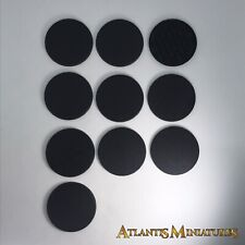 X10 50mm Bases - Warhammer / Warhammer 40K / Lord of the Rings