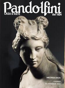 Pandolfini Archäologie 2021 Archäologie Stange Katalog Cactalog