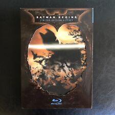 Batman Begins Blu-Ray Limited Edition Giftset
