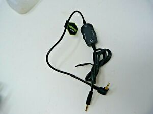 Genuine Turtle Beach Chat Cable for Xbox headphone Cable