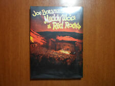 Joe Bonamassa - Muddy Wolf at Red Rocks Braz. Ed Digipack 2 DVD All Regions