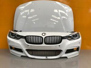 BMW  3 series f30/31 m sport 2012-15 genuine FRONT BUMPER  ,bonnet ,headlights
