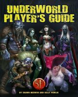 Underworld Player's Guide for 5th Edition, Paperback by Pawlik, Kelly; Merwin...
