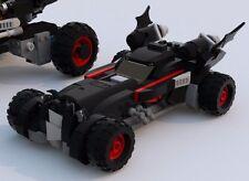 Custom Lego Batman Movie Batmobile - Instructions Only 70905