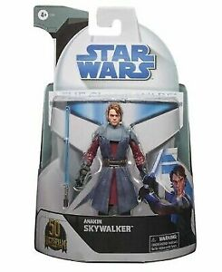 "Anakin Skywalker, Star Wars The Clone Wars, 6"", Black Series, NEW PREORDER"