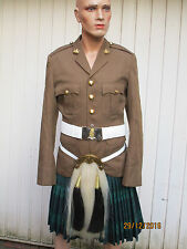 Royal Regiment of Scotland ,Uniform,Kilt, Sporran,Belt,Socks Gr. 182/100/84