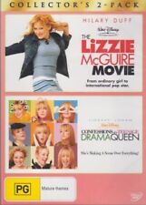 Lizzie McGuire / Confessions Of A Teenage Drama Queen (DVD, 2007, 2-Disc Set)NEW