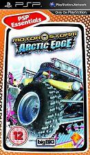 MOTORSTORM ARTIC EDGE ESSENTIAL EDITION SONY PSP GAME