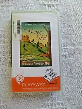 The Goose Girl PlayAway digital audio book Shannon Hale Cynthia Bishop