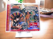 *Santana* - Definitive Collection / CD - neuwertig!