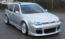 "RDX Stoßstange VW Golf 4 ""GT-Race ohne Kiemen"" Front Schürze Vorne Spoiler"
