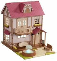 Sylvanian Families LARGE HOUSE W/ ILUMINATIONS FOUNTAIN