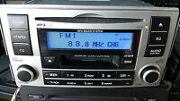 HYUNDAI MP3 sound system Radio CD cassette / tape player Receiver