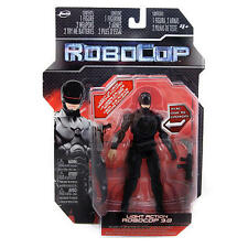 JADA TOYS ACTION FIGURE ROBOCOP 2014 LIGHT ACTION ROBOCOP 3.0 15 CM CON LED