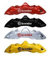x6 Premium Brembo Brake Caliper Sticker/Decals
