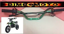 manubrio moto cross trial mini moto 49 cc 4 tempi minimoto pit bike minicross