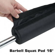 """Barbell Squat Pad 16"""" Weight Gym Fitness Neck Lifting Equipment Padding Crossfit"""