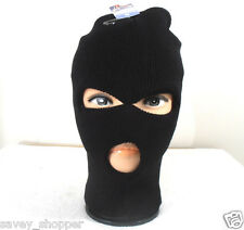 NEW THREE HOLE FACE SKI HUNTING MASK