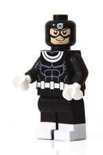 CUSTOM LEGO BULLSEYE HITMAN ASSASSIN FIGURE SOLD AS IS FREE SHIPPING WORLDWIDE!
