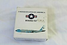 SCHABAK AIR FORCE 1 BOEING 707 MADE IN GERMANY 1:600 SCALE DIECAST AIRPLANE