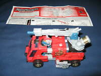Transformers ENERGON INFERNO with Instructions COMPLETE 2003