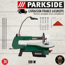 Parkside Scie à chantourner »PDS 120 B2« 120 W