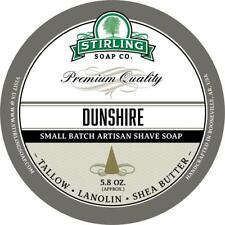 Stirling Soap Company Dunshire  Shave Soap 5.8 oz