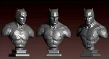 1/10 BUST Resin Figure Model Kut SuperHero Batman Unpainted Unassambled