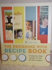Designing with Recipe Book A Step-by-Step Guide to Design Your Own Cookbook
